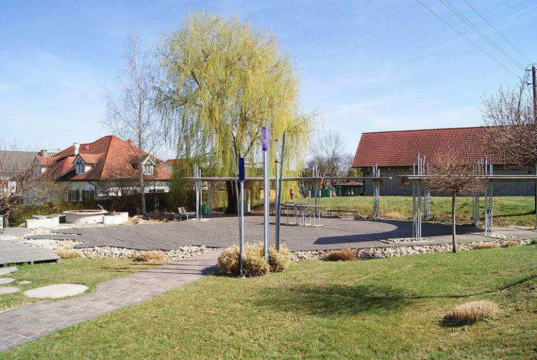 Dorfplatz Rohr bei Hartberg