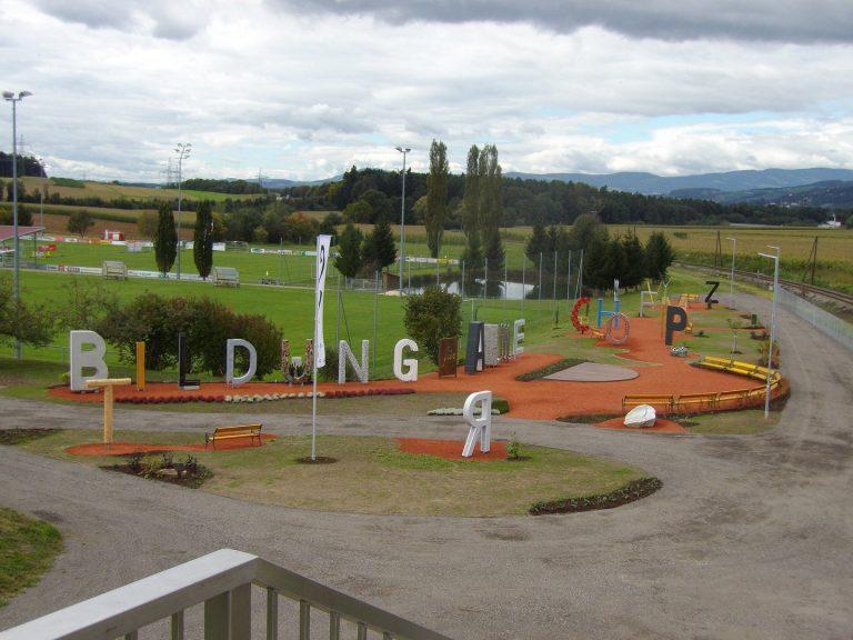 ABC Park © Gemeinde St. Johann