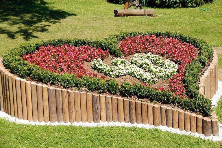 Blumenherz in der Gemeinde St. Lorenzen