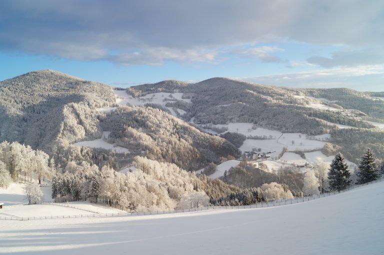 Naas Winterlandschaft