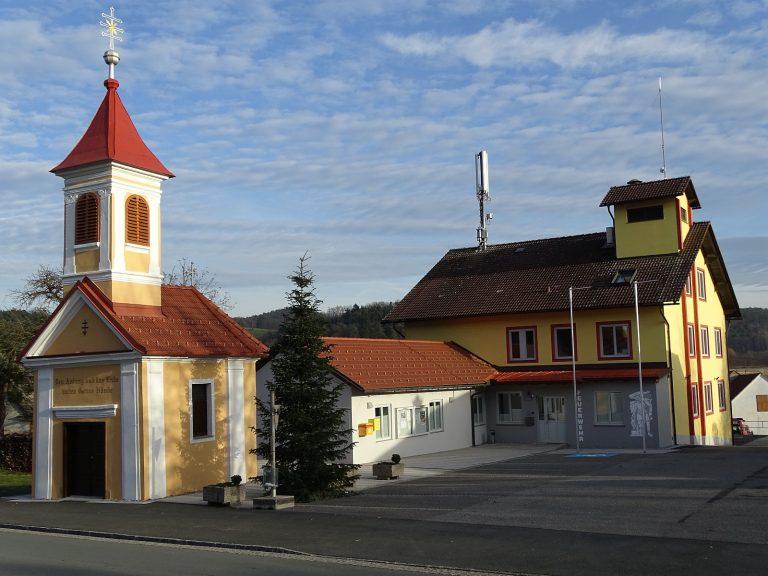 Dorfplatz Unterbuch