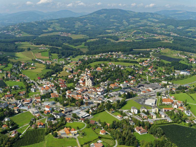 Luftbild Pischelsdorf