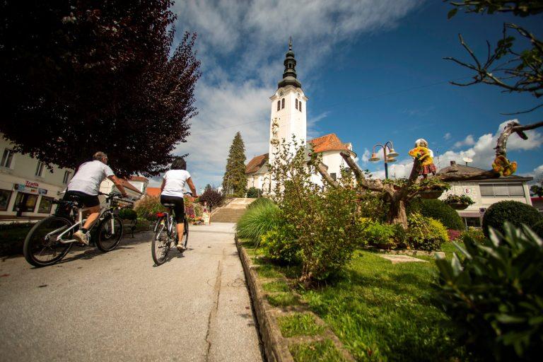 Radfahren in St. Ruprecht an der Raab