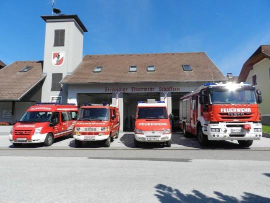Freiwillige Feuerwehr Schäffern