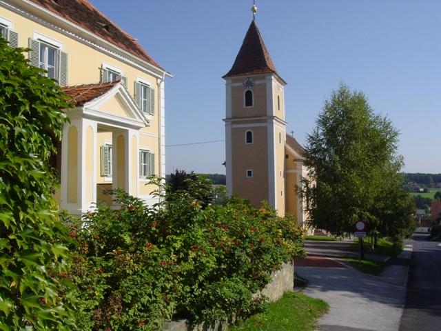 Kirche Rohr bei Hartberg
