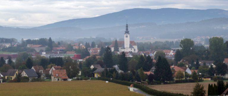 Herbststimmung in der Gemeinde